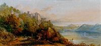 castel gondolfo, rome by john (newbott) newbolt