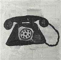 telephone #1 by donald baechler