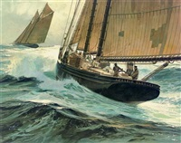 off for the banks by thomas m. hoyne