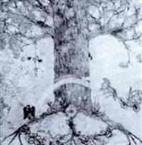 speglarnas sal;                       varldsbilder (49 x 49) by margareta hellman