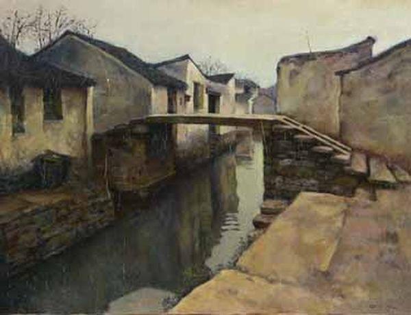 le silence by chen zhen
