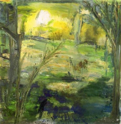 pond by gerard mcgourty