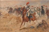la charge des carabiniers by raymond desvarreux-larpenteur