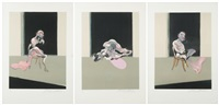 triptyque by francis bacon