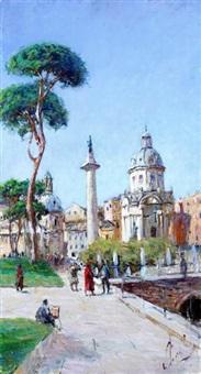 la colonne trajan by alexandre smirnov