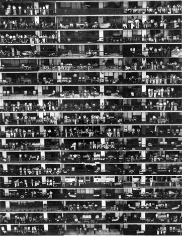 apartment building new york by eddie adams