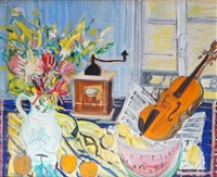 le violon orange by maurice empi