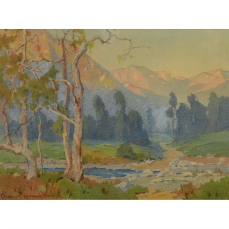 california mountain country by marion kavanaugh wachtel