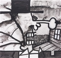 mesokingdom eleven (coast) by carroll dunham