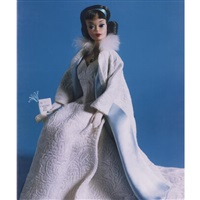 barbie millicent roberts: an original (3 works from series barbie millicent roberts: an original) by david levinthal