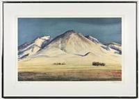 primeva nieve, 1980 by peter hurd