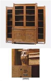 bookcase by jacob pieter van den bosch