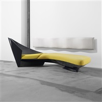wave sofa by zaha hadid