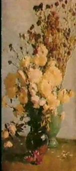 les fleurs by yuri smirnov