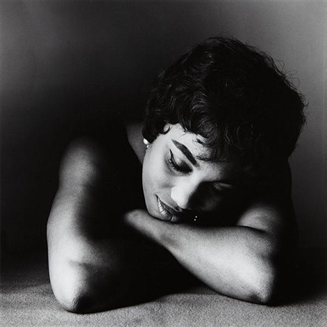 leontyne price new york november 6 by irving penn