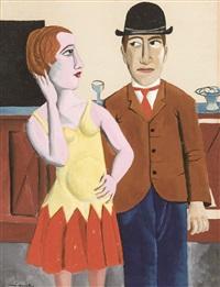 couple by rené guiette