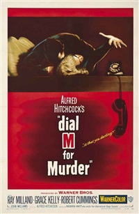 dial m for murder by bill gold