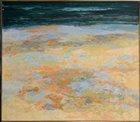 seashore by alan gussow