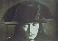 affiche photographique du film bonaparte et la révolution d;abel gance by p. choumoff