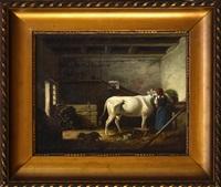 stables by victor max hutschenreiter