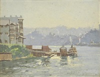 kirribilli ferry by robert waden