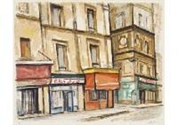 rue montorgueil by takanori ogisu