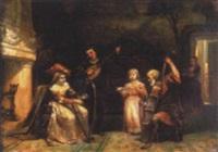 séance de musique by alphonse cornet