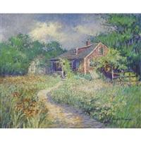 the cottage garden by harriette bowdoin