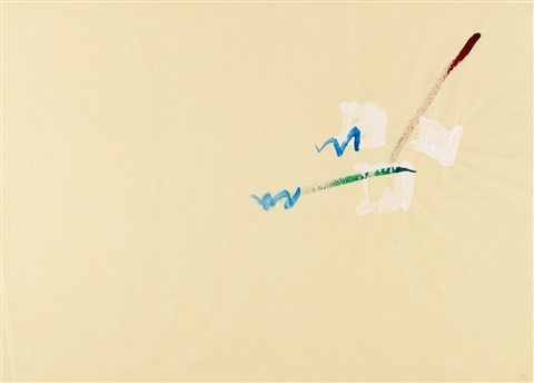 nine working drawings ii by richard tuttle
