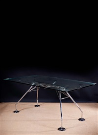 the nomos table by norman foster