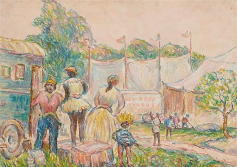 circus time by reynolds beal