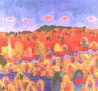 couleur d'automne by youri lobatchev