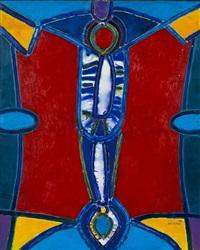성상聖像 glory on the cross by ha indoo