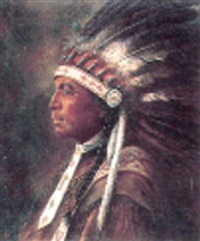 chief pimotah by henry metzger