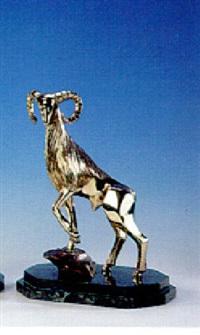 bighorn ram by john mulvey