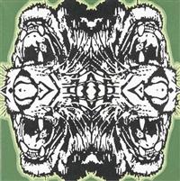 tigre caleidoscopio by marco arce