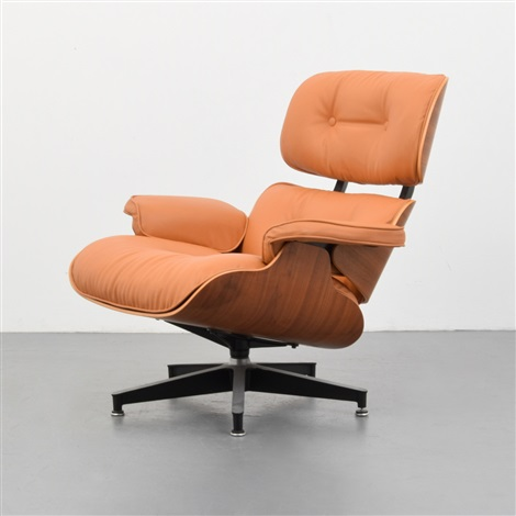 Charles Ray Eames Lounge Chair By Charles And Ray Eames On Artnet