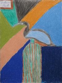 l'oiseau by paul duhem