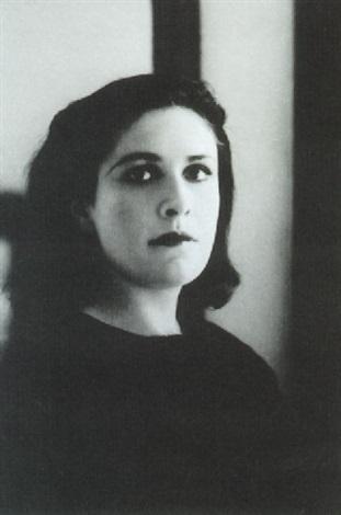 portrait de dora maar by rogi andré