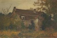 maison dans les bois by amedee buffet