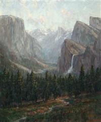 yosemite valley by william dorsey