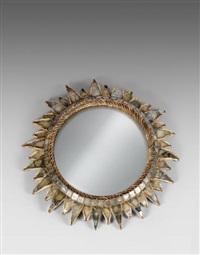 miroir soleil by line vautrin