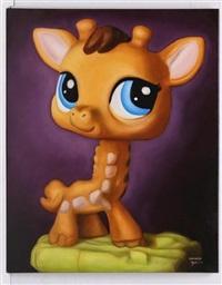 jirafa by omar mañueco