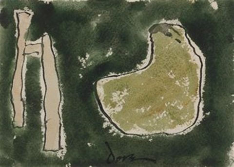 light of abstraction by arthur dove