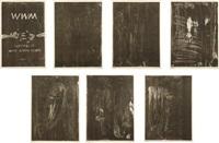 wwm (7 works) by günther förg