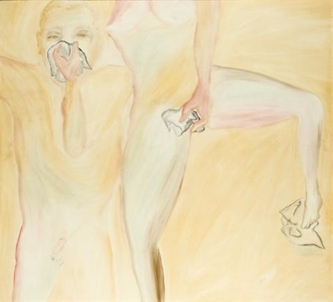 tre acque by francesco clemente