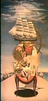 allegorie de la navigation by rachid assaiev
