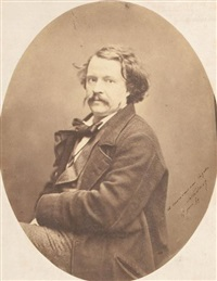autoportrait by nadar