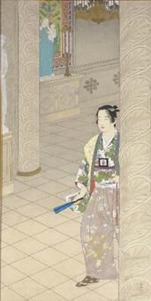 don mansho (ito hiromasu) by asami shoei