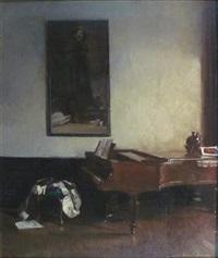 grand piano by david r. allison